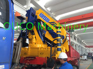 45TM Boom Popular Type Truck Mounted Boom Crane With 12 Months Warranty